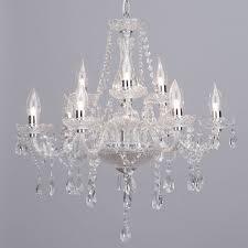 laine 9 light bathroom chandelier chrome from litecraft