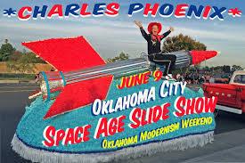 Oklahoma Travel Style images Retro space age slide show oklahoma city ok jpg