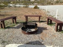 Firepit Benches Bench Around Pit Pits Pinterest Pits And