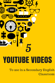 5 youtube videos to use in your secondary english classroom high