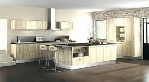 photo de cuisine amenagee cuisine equipee bois cuisine meuble bois cuisine amenagee bois