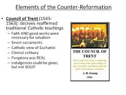 Council Of Trent Decree On The Eucharist Reformation Causes Ppt