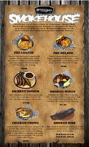 Backyard Bar And Grill Menu by Gto Specials U0026 Features