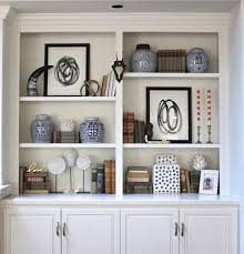 Williams And Sonoma Home by Shelf Styling With Diy Art U2026 Forever Cottage