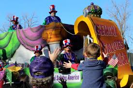 mardi gra floats day trips beyond mardi gras in nwla northwestern louisiana