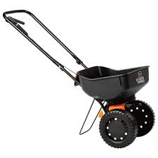 scotts turf builder edgeguard mini broadcast spreader walmart com