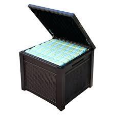 Costco Patio Furniture Canada - bench deck box in brownoutdoor costco outdoor canada
