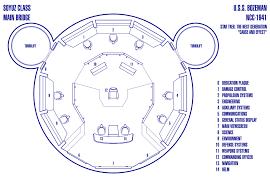 star trek enterprise floor plans star trek blueprints star fleet bridge variations