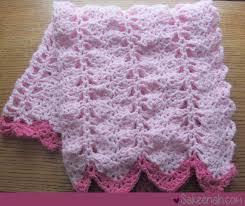 baby girl crochet a crocheted pink baby girl blanket sakeenah