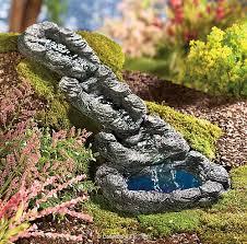 river rock garden ideas photograph rock river garden fountain