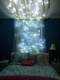 Lighting Curtains Best 25 Christmas Lights Bedroom Ideas On Pinterest White