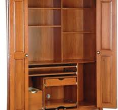 Maxwell Cabinets My Corner Computer Armoire Computer Armoire Desk Target Walmart