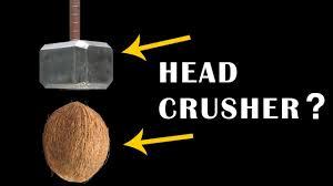 91 lb thor hammer v coconut skull episode 3 youtube
