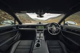 porsche hatchback interior porsche panamera saloon review 2016 parkers