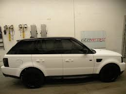 matte white range rover full color archives page 2 of 13 gta wrapz