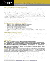 Interior Design Letter Of Agreement Michelle Kleschick Ncidq Professional Profile