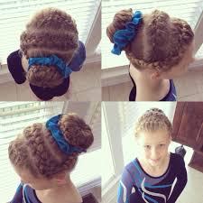 cute hair for a gymnastics meet cute hair pinterest
