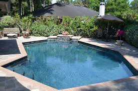 inground swimming pools jacksonville pool design and construction