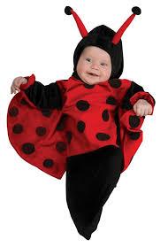 Amazon Com Rubie U0027s Costume Deluxe Baby Bunting Lady Bug Costume