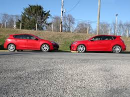 mazda mazdaspeed 2010 mazda 3 vs mazdaspeed 3 mazda sports hatchback review