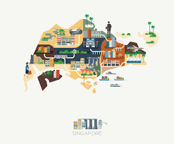 Maps Of Asia by Maps Of Asia On Behance