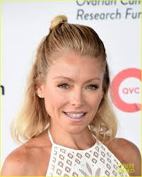 kelly ripa hair style kelly ripa opens up about search for new live co host photo