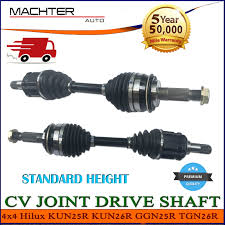 exle of a great resume 2 cv joints axle shaft for toyota hilux 4x4 ggn25r kun26r kun25r