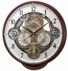 widget rhythm musical clock 4mh886wu23