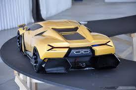 lamborghini cnossus supercar concept version supercar lamborghini cnossus 2016