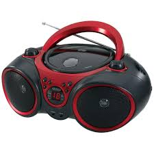 Rugged Boombox Portable Audio Home Electronics The Home Depot
