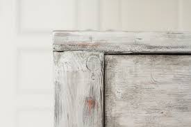 diy rustic weathered wood finish lulu the baker