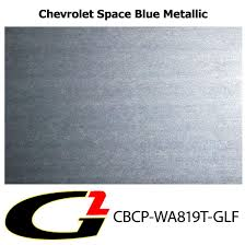 g2 brake caliper paint systems wa819t glf chevrolet space blue