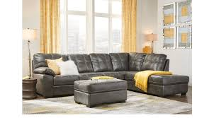 indigo leather sofa sectional sofas u0026 couches