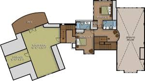 the dakota ridge floor plan by canadian timberframes ltd