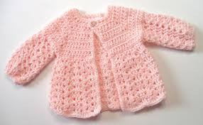 baby sweaters crochet pattern baby sweater for oma s