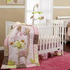 Giraffe Bed Set Baby Boy Nursery Bedding Bedding Sets Baby Crib Sets