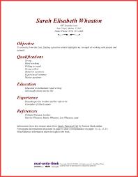 housekeeping resume samples cover letter sample
