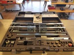 porter cable door hinge template porter cable 59381 hinge template kit 787721692270 ebay