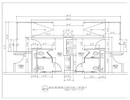 garage measurements bath u0026 shower gorgeous stunning handicap bathroom dimensions with