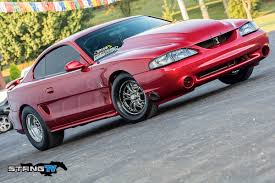frozen mustang bluegrass outlaw an sn95 mustang a decade in the making