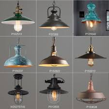 industrial cage light bulb cover vintage industrial loft antique cage pendant light l shade