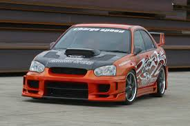 peanut eye subaru chargespeed subaru impreza peanut eye type 2 full bumper kit in