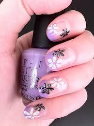 15 easy u0026 simple spring flower nail art designs trends u0026 ideas
