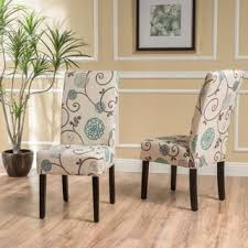fabric dining room u0026 kitchen chairs shop the best deals for dec