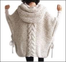 ponchos a palillo poncho tejido a dos agujas tejidos a dos agujas crochet ponchos