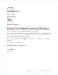 template cover letter for resume 13 best cover letters