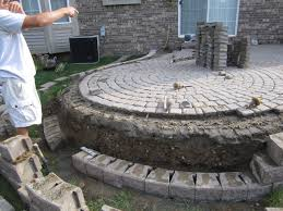 Brick Paver Patio Cost Cost Of Paver Patio Home Design Ideas And Pictures