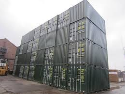 the shipping container in washington d c that aims to connect