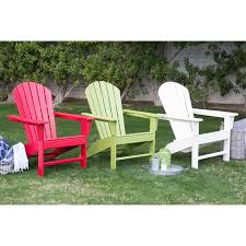 The  Best Plastic Adirondack Chairs Ideas On Pinterest - Recycled outdoor furniture