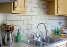 faux kitchen backsplash charming faux kitchen backsplash small kitchen with painted faux